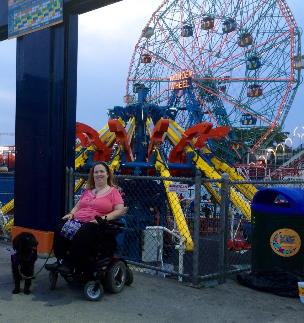 Wonder Wheel Ride